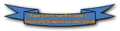 easy home recording blueprint success stories
