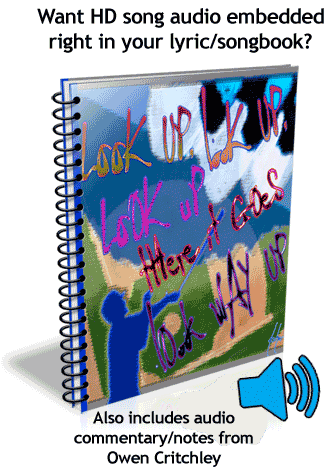Lyric Book WITH Audio