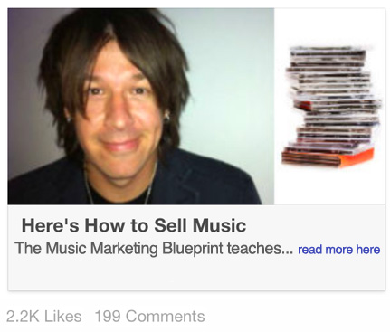 How to get people to buy your song