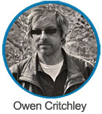 Owen Critchley recording artist and producer